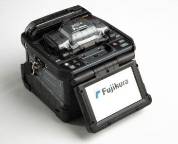 Fujikura Launches 90S+ Fusion Splicer as Networks Usage Continues to Rise Across Europe