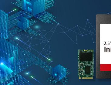 Innodisk Releases Blockchain SSD Securing Radical Edge Data Integrity