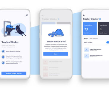 Atlas VPN launches a new privacy feature to block third-party trackers and ads