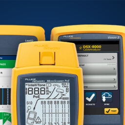 Fluke's Cable Tester Trade-in Offer Gets Customers Ready for PoE