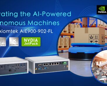 Activating the AI-Powered autonomous machines with Axiomtek's latest fanless edge AI system